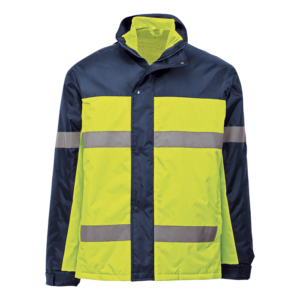Contractor 3-in-1 Jacket safety yellow-navy