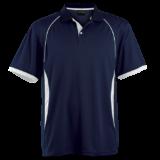 Mens Derby Golfer navy/white