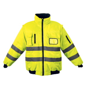 Barricade Jacket safety yellow