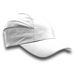 Sporty Microfibre cap white